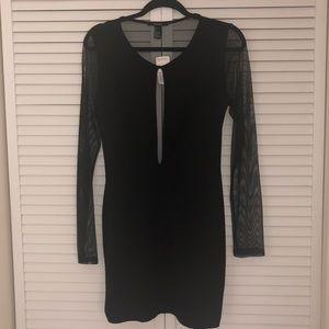 Cute black party dress